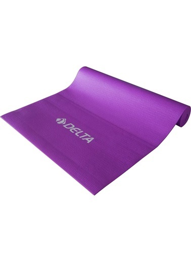 Delta Deluxe Pvc Pilates Egzersiz Minderi Yoga Mat Kamp Matı Mor